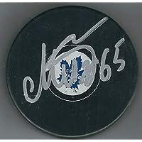 $39 » Autographed Ilya Mikheyev Toronto Maple Leafs Hockey Puck