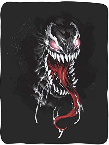 Price comparison product image Spider-Man - Venom Graphic Fleece Blanket