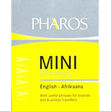 Mini English-Afrikaans Dictionary