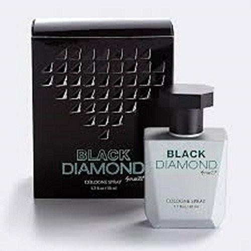 Mens Rue 21 Black Diamond Cologne Spray 1 7 Ounce New In Box