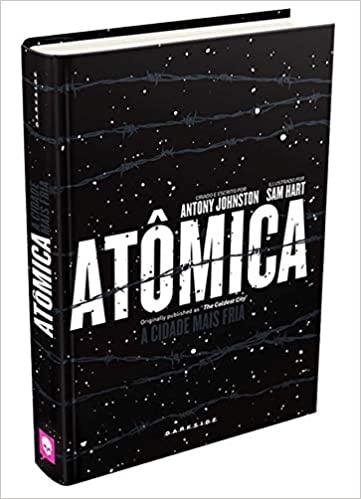 8c14b174e Atômica: A Cidade Mais Fria: A história original é mais original em  quadrinhos - 9788594540461 - Livros na Amazon Brasil