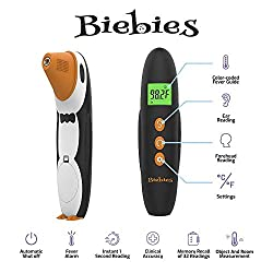 Biebies forhead and Ear Thermometer