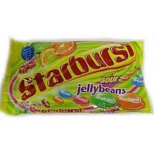 Starburst Jelly Beans Sour  14 oz bag