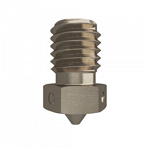 Copper Nozzle (Genuine E3D V6 Plated Copper Nozzle - 1.75mm x 0.25mm (V6-NOZZLE-COP-175-250))