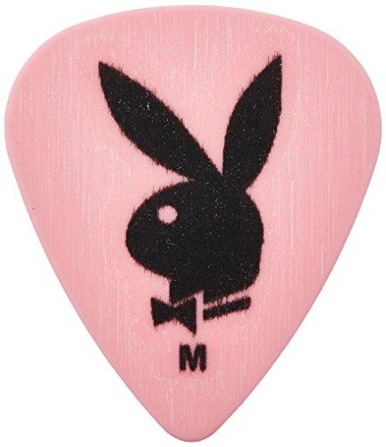 UPC 698688395251, Clayton Playboy Guitar Picks 12-Pack Pink Medium