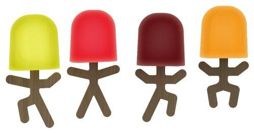 Mustard NG 5317 Lollypop Men Mold