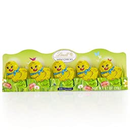 Lindt Chocolate Easter Minis Bundle - Bugs & Bees, Mini Chicks, Gold Bunny, Sheep