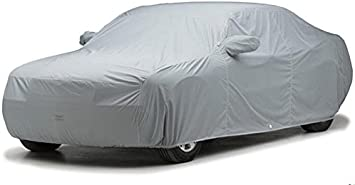 Gray WeatherShield HP Series Fabric Covercraft Custom Fit Car Cover for Ford Model A