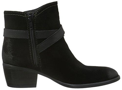 Tamaris Women's 25010 Ankle Boots, Brown Black (Black 001)