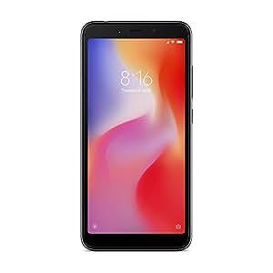 Xiaomi Redmi 6A Dual SIM - 16GB, 2GB RAM, 4G LTE, Black - International Version
