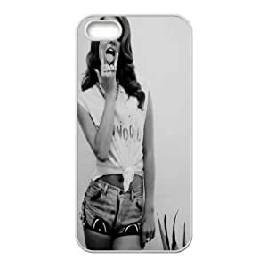 Clzpg New Fashion Iphone5,Iphone5S Case - Lana Del Rey diy cell phone case