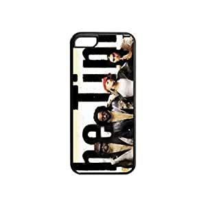 The Black Eyed Peas The Time Video Scene - Black Case - Turtles Unique Design Rubber Tpu Cover Case Silicone Case For iPhone 5C hjbrhga1544