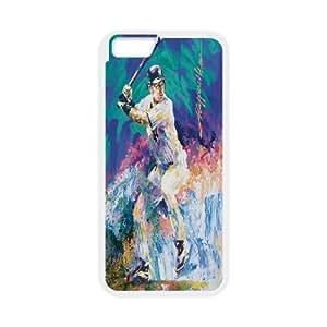 """ZK-SXH - Derek Jeter Diy Cell Phone Case for iPhone6 4.7"""",Derek Jeter Personalized Cell Phone Case"""