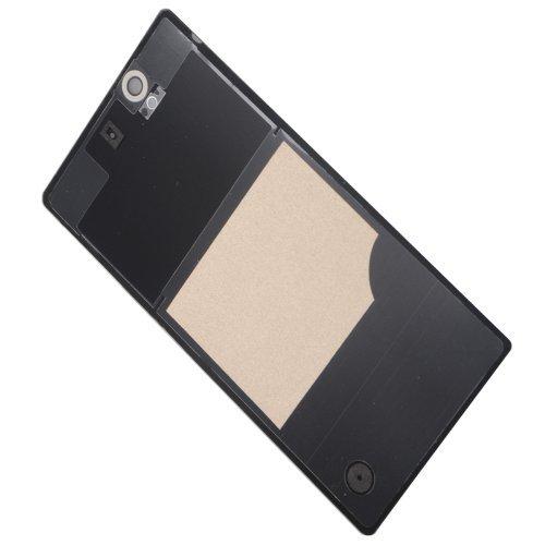 Shinefuture Back Battery Door Cover for Sony Xperia Z Lt36i Lt36h L36h C6603 C6602 (White)