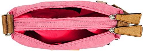 Swankyswans Riley Cat Designer - Bolso bandolera Mujer Rosa (Light Pink)