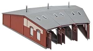 Faller 120177 - Casa de locomotoras (3 espacios)