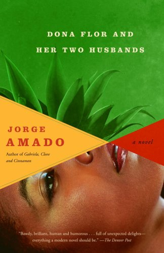 Book cover for Dona Flor and Her Two Husbands