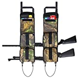 LOVIT Car Concealed Seat Back Gun Rack,Hunting
