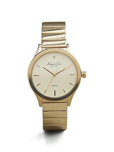 kenneth-cole-new-york-womens-10025948-genuine-diamond-analog-display-japanese-quartz-gold-watch