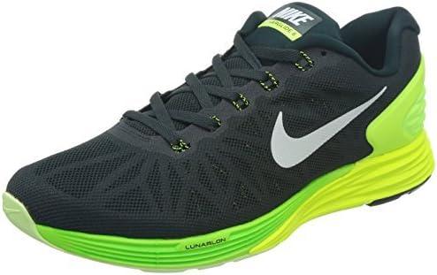NIKE Men s Lunarglide 6 Running Sneaker