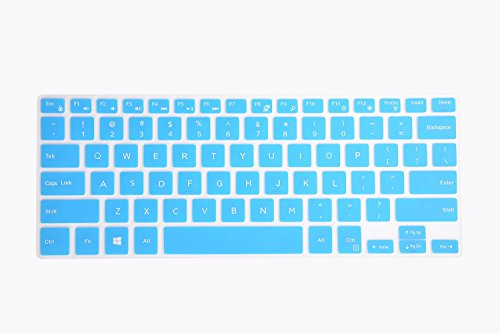 Leze Silicone Keyboard Protector Inspiron