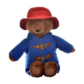 PADDINGTON BEAR 22cm CUDDLY TOY GENUINE LICENSED**