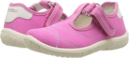 Naturino Toddler Girl Shoes (Naturino Baby Girl's Ostuni (Toddler/Little Kid) Fuchsia 22 M)