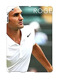 New Shockproof Protection Case Cover For Ipad 2/3/4/ Roger Federer Case Cover by icecream design