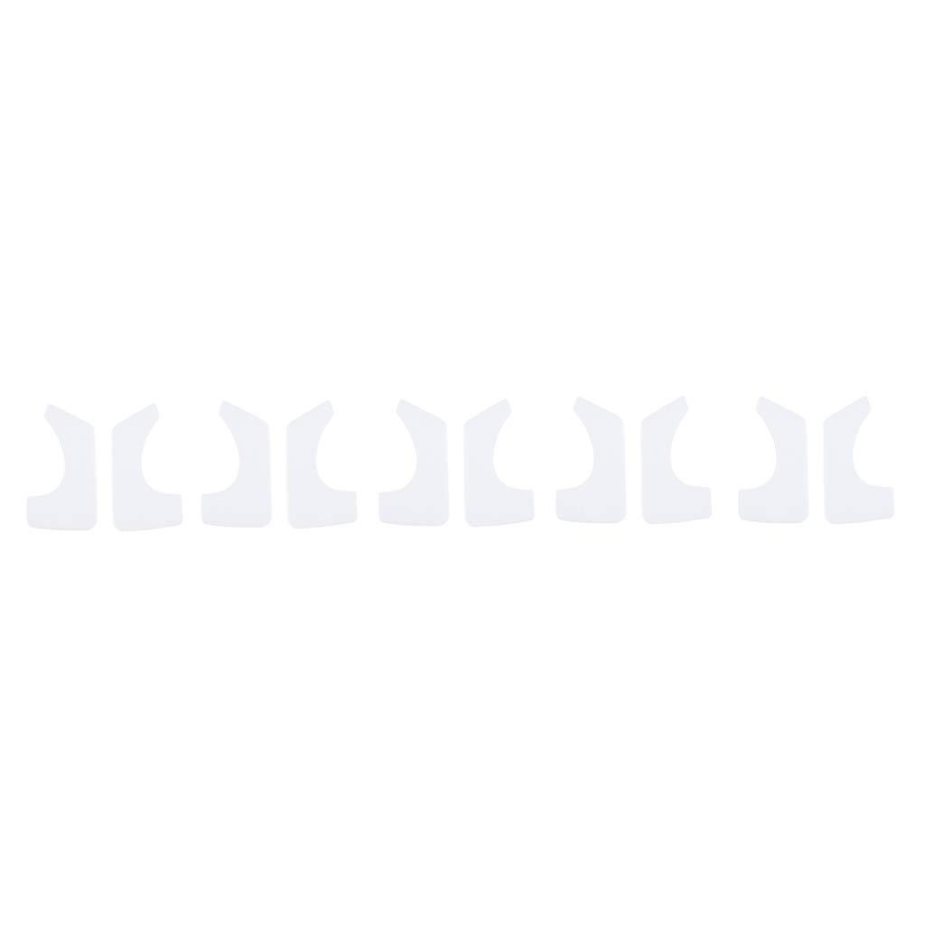 5 Piezas Máscaras de Etiqueta Engomada de Remiendo Cojín de ...
