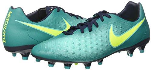 obsidian Calcio Ii Nike volt Türkis Magista Teal Jade Uomo Turchese Onda clear Scarpe Da Fg rio gF7FBY