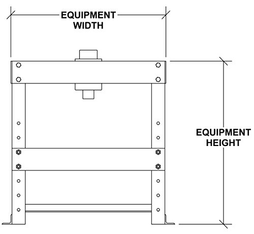 GUARDIANCOIL HPG6769 Hydraulic Press Guard Kit by GUARDIANCOIL (Image #1)