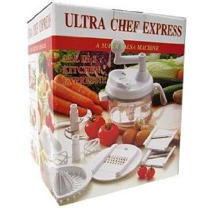 Fresh Express Lettuce - Ultra Chef Express 7 Tools in One