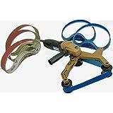 40A & 25 Belts Pipe Polisher Grind Sander BLUEROCK ® Tools Belts by fits Metabo