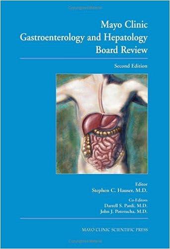 Amazon Mayo Clinic Gastroenterology And Hepatology Board Review