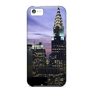 XiFu*MeiZju7645NUpA Mycase88 Midtown Skyline New York City Feeling iphone 4/4s On Your Style Birthday Gift Covers CasesXiFu*Mei