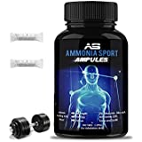 AmmoniaSport Athletic Smelling Salts - Ampules or Pouches (20) - Ammonia Inhalant - [Smelling Salt / Ammonia Inhalants]