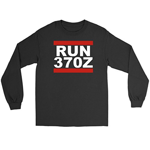 RUN 370Z Nissan 370Z Fairlady JDM Tuner Long Sleeve Shirt