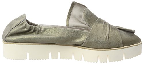 Kennel und Schmenger Women's Pia XXL Platform Ballet Flats Brown (Tundra Sohle Weiß 632) cheap price for sale bGQJz