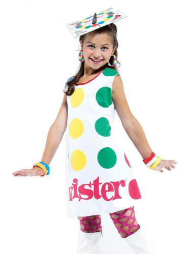 Twister License Child Small 4-6 Costume