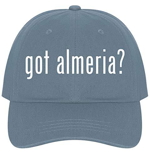 (The Town Butler got almeria? - A Nice Comfortable Adjustable Dad Hat Cap, Light Blue)