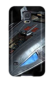 Galaxy S5 Case, Premium Protective Case With YY-ONE Look - Star Trek