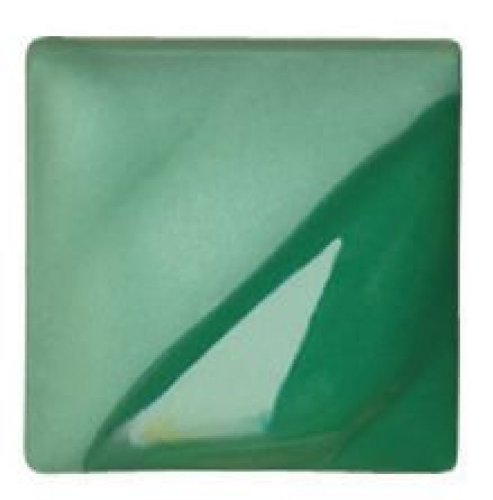 Amaco Velvet Underglaze - Leaf Green V-354 - 2-oz. Jar