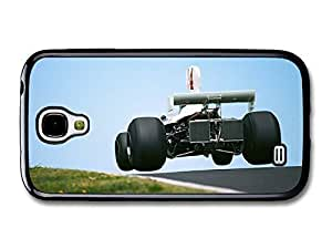 AMAF ? Accessories James Hunt Driving & Jumping Car F1 Formula One case for Samsung Galaxy S4