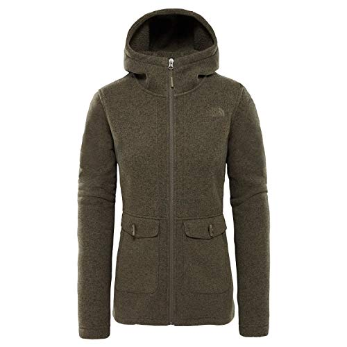 - The North Face Women's Crescent Parka - New Taupe Green Heather - M (Past Season)