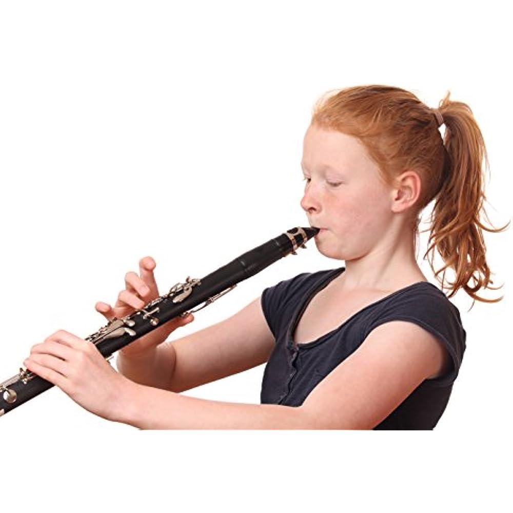 Tanbi Music CLR101 10 Bb Clarinet Reeds 10 Soft Reeds Strength 1.5-2 and Clarinet Cork Grease