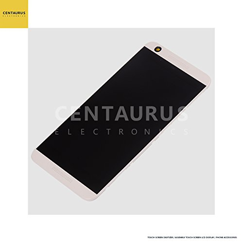 Assembly Touch Screen Digitizer LCD Replacement Display for HTC Desire 626s OPM9110 Frame Part ()