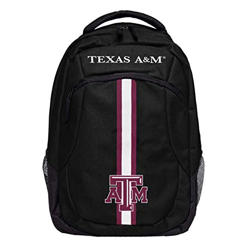 (FOCO NCAA Texas A&M Aggies Action BackpackAction Backpack, Team Color, One Size)