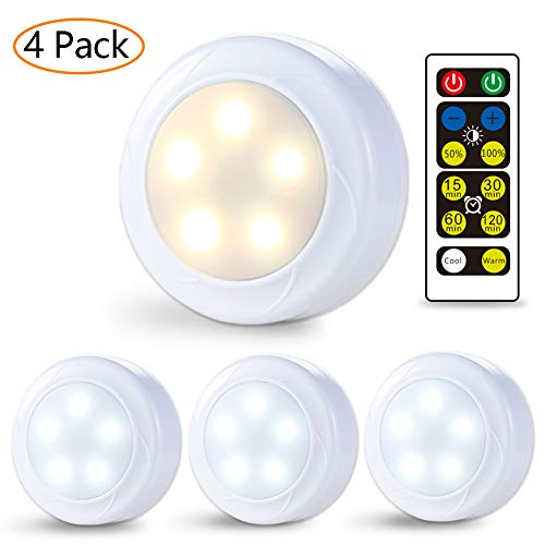 Cool White Led Puck Lights in US - 6