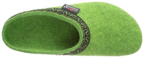 Stegmann 108 Unisex Adult Slippers Groen (limegreen 8819)
