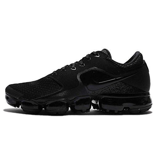 Nike Herren Air Vapormax Traillaufschuhe Schwarz